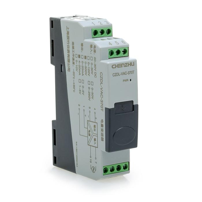 交流电压输入电量变送器