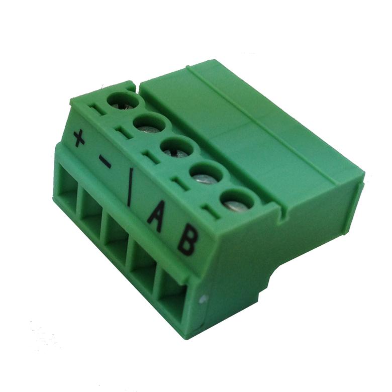 总线连接器反向插头(GS8200-EX系列适用)