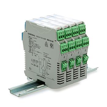 一进一出 热电偶、毫伏信号输入隔离式安全栅(回路供电)