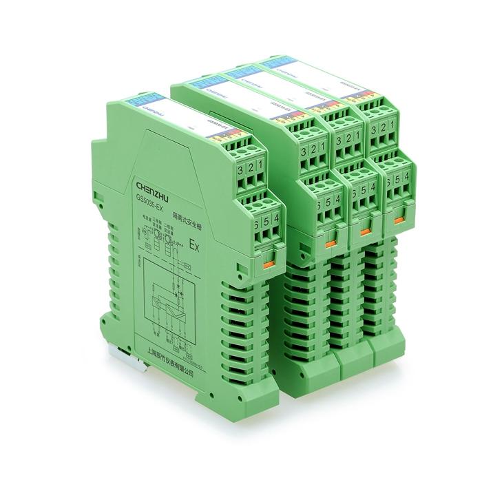 二进二出 开关量输入,晶体管输出隔离式安全栅