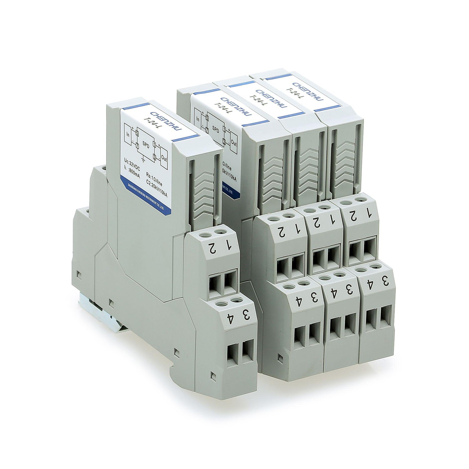 24V直流电源浪涌保护器(20KA)