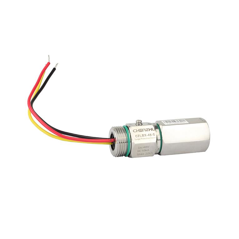 本安现场安装型信号浪涌保护器(串联型,20KA,二线制)