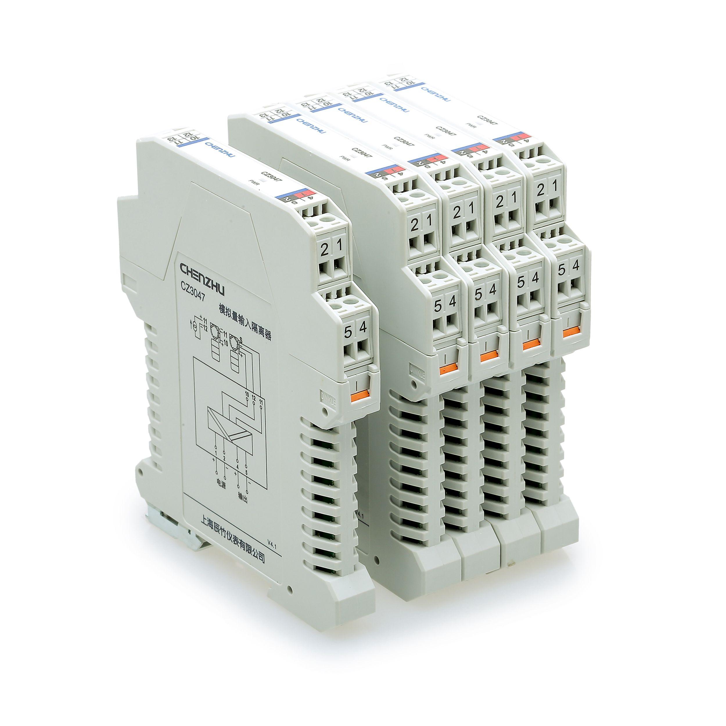 热电阻输入(可编程),模拟量输出;一进二出