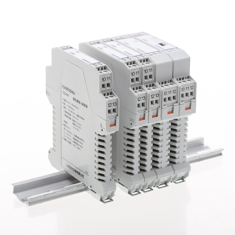 一进一出 RS-485全双工输入RS-232输出隔离式安全栅