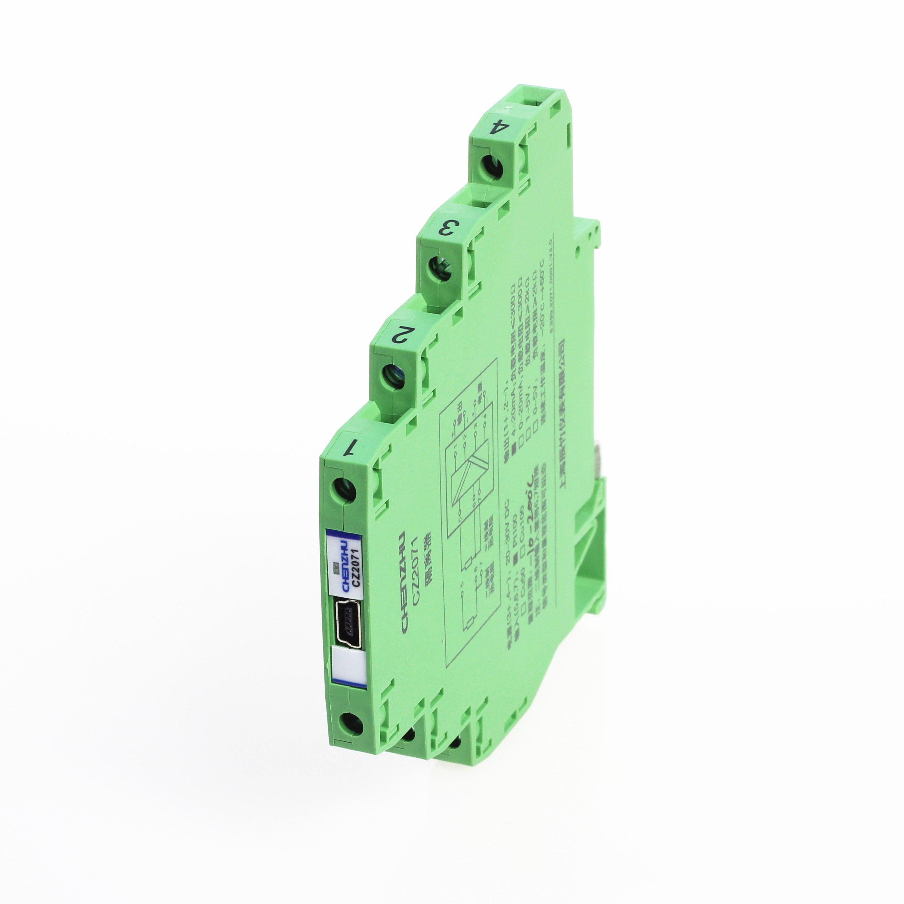 一进一出 热电阻输入隔离器