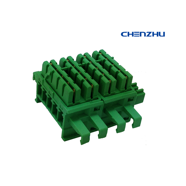 Bus connector for 12.5 mm width product