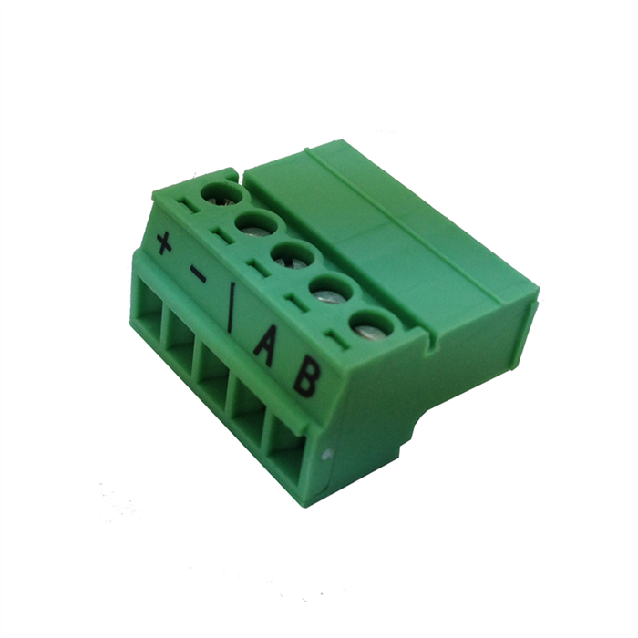 Bus connector reverse plug for GS8200-EX series isolated barries
