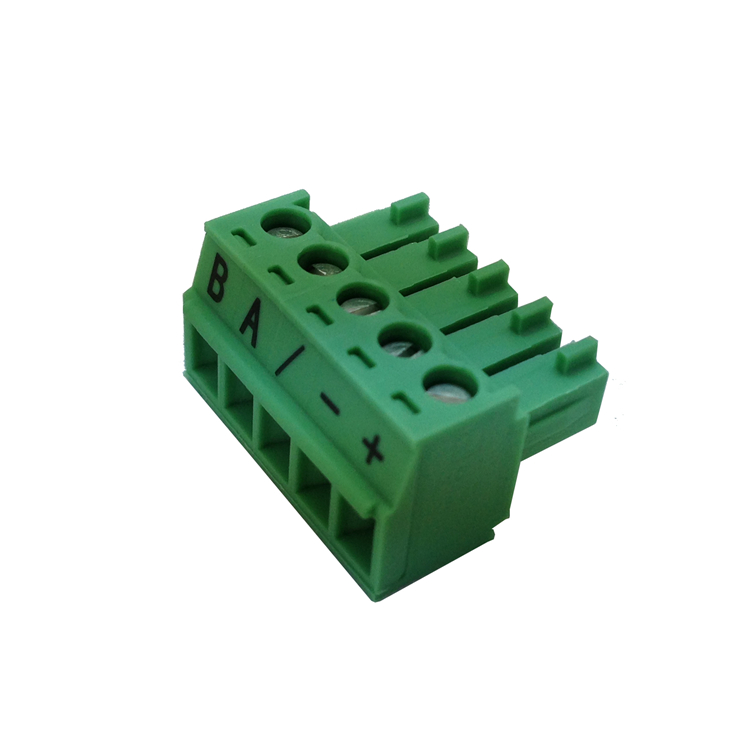 Bus connector plug for GS8200-EX series isolated barries