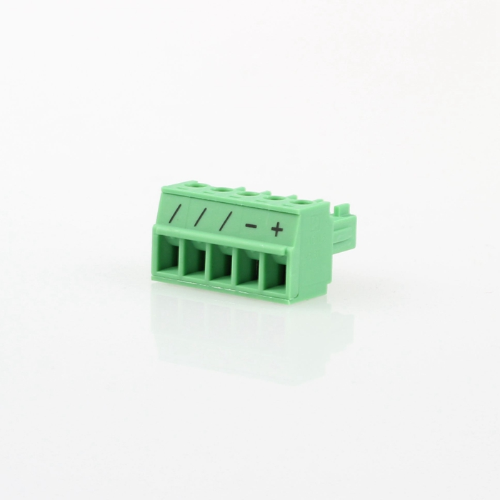 Bus connector plug for GS8500-EX series isolated barries
