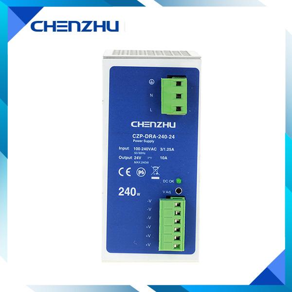 DIN Rail Tpye Power Supply 240W/12V Output