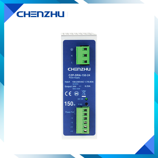 DIN Rail Tpye Power Supply 150W/12V Output
