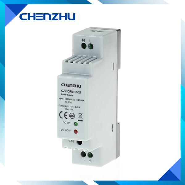 DIN Rail Tpye Power Supply 10W/12V Output
