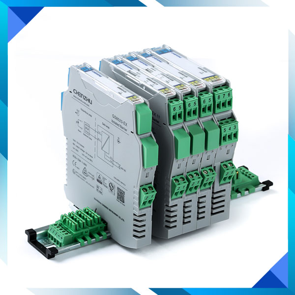 RS-485 half duplex input,RS-232 output,Isolated Barrier(1 channel)